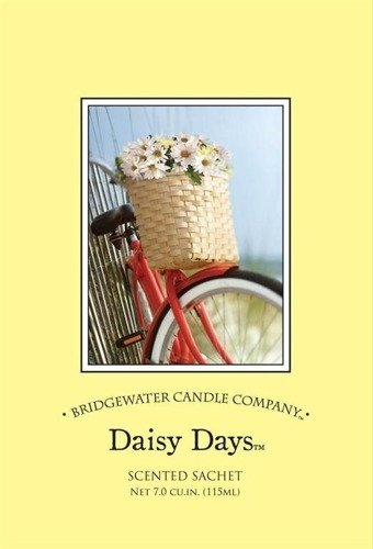 Bridgewater Candle, Saszetka zapachowa do szaf, Daisy Days, 115g.