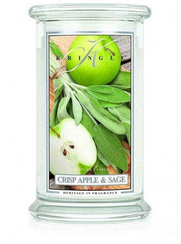 Crisp Apple and Sage.