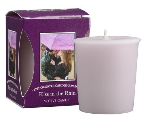 Kiss in the Rain - votive.