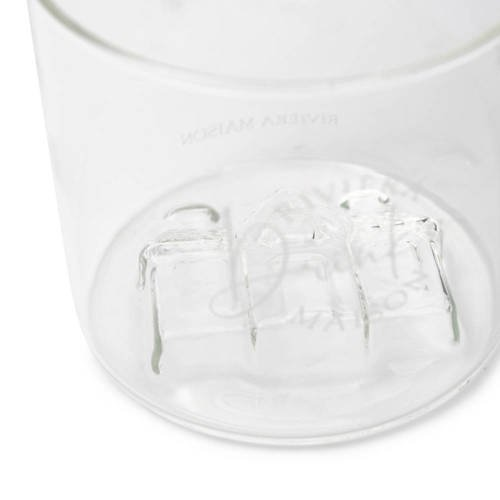 Szklanka do napojów Riviera Maison RM Drinks Glass poj 300ml 8x8cm